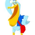 ������, ������: Pelican Postman