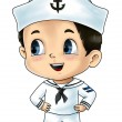 Sailor — Stock Photo #26517299