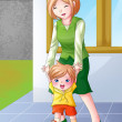 Mother and Child — Stock Photo #29731205