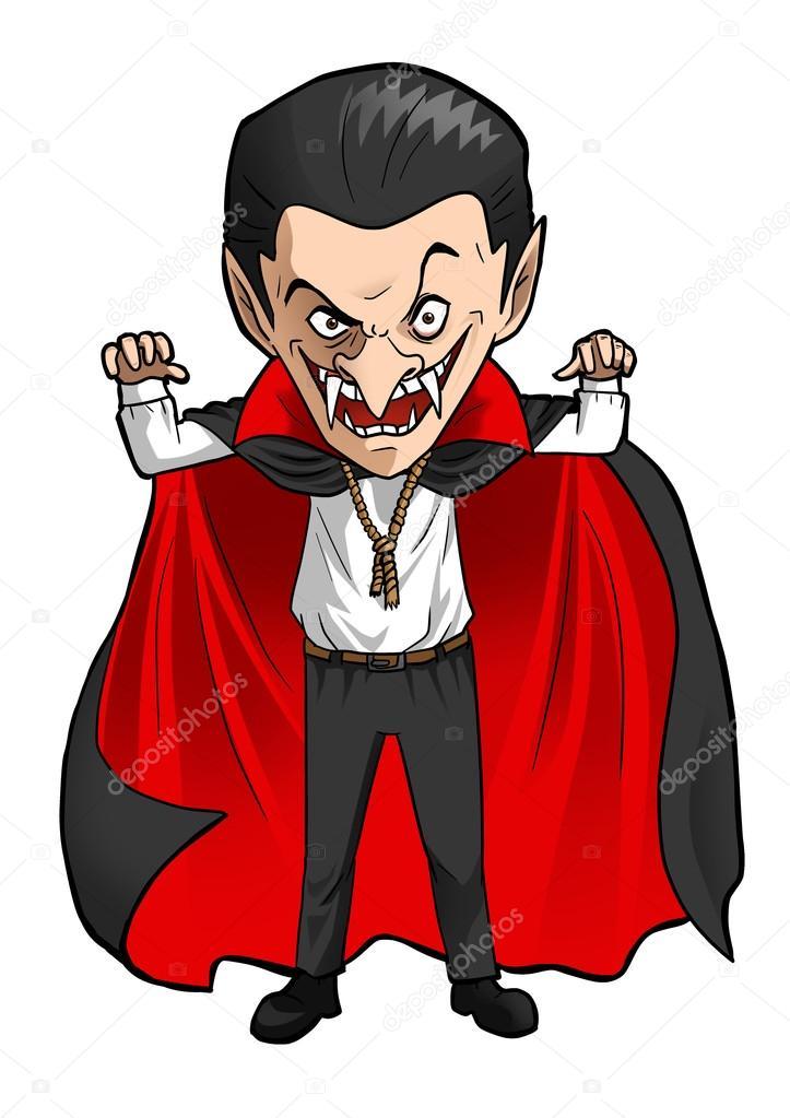 Conte dracula cartone animato carletto il principe dei
