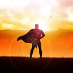 Superhero — Stock Photo #38768923
