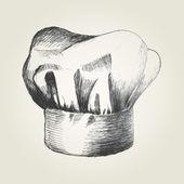 Chef Hat — Stock Vector