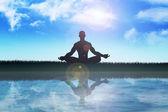 Yoga — Stockfoto