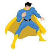 スーパー ヒーロー — ストックベクタ