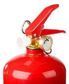 Fire extinguisher's head — Stock Photo