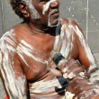 Aboriginal Man - Stock Photo
