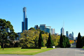 Melbourne, Australia — Stock Photo