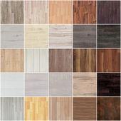Set of floor wood texture — Zdjęcie stockowe