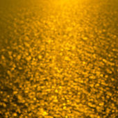 Gold bokeh background — Stock Photo