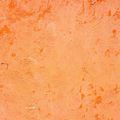Orange grunge wall — Stock Photo