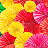 Colourful Paper background — Stock Photo