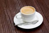 šálek kávy — Stock fotografie