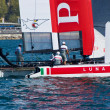 34th America's Cup World Series 2013 in Naples — Stock Photo