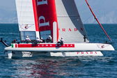 34th America's Cup World Series 2013 in Naples — Fotografia Stock