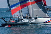 34th America's Cup World Series 2013 in Naples — Stok fotoğraf