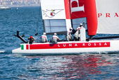34th America's Cup World Series 2013 in Naples — Stockfoto
