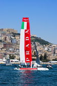 34th America's Cup World Series 2013 in Naples — 图库照片