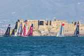 34th America's Cup World Series 2013 in Naples — Foto de Stock