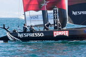 34th America's Cup World Series 2013 in Naples — Zdjęcie stockowe
