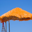 Beach umbrella — Stock fotografie #29846265