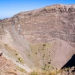 Crater of Vesuvius — Stock Photo