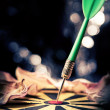 Stock Photo: Darts1