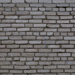 Old brick wall for background — Stock Photo