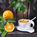 All orange marmalade — Stock Photo #16273735
