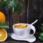 All orange marmalade — Stock Photo #16273741