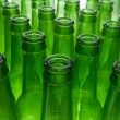 Empty Beer Bottles - Stock Photo