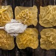 Plate Of Pasta — Stock Photo