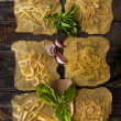 Plate Of Pasta - Stock Photo