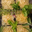 Stock Photo: Plate Of Pasta