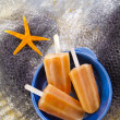 bunte Obst Eis jolly — Stockfoto #31535247