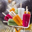 Colourful Fruit Ice Jolly — Stock Photo #31535899