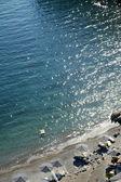Beach Tellaro Liguria Italy — Stock Photo