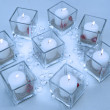 Stock Photo: Small Candles