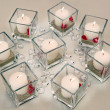 Small Candles — Stock Photo