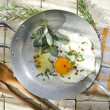 Fried Egg — Stockfoto