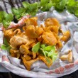 Stock Photo: Chanterelle Mushroom