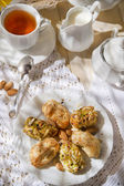 Traditional Italian Pastries — Stock Photo