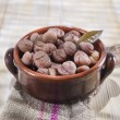 Boiled Chestnuts — Stock Photo