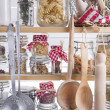 Stock Photo: Small Pantry