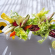 Vinaigrette with mixed vegetables — Stock Photo #37440541