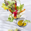 Vinaigrette with mixed vegetables — Stock Photo #37441337