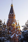 Kutsal haç katedrali — Stok fotoğraf