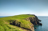 Headland on the Mull of Galloway — Stock Photo