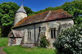 St Peters Church, Southease, East Sussex — Stock Photo