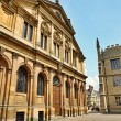 Buildings in Oxford, England — Stock Photo