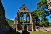 Valle Crucis Abbey at Llantysilio,Wales — Stock Photo